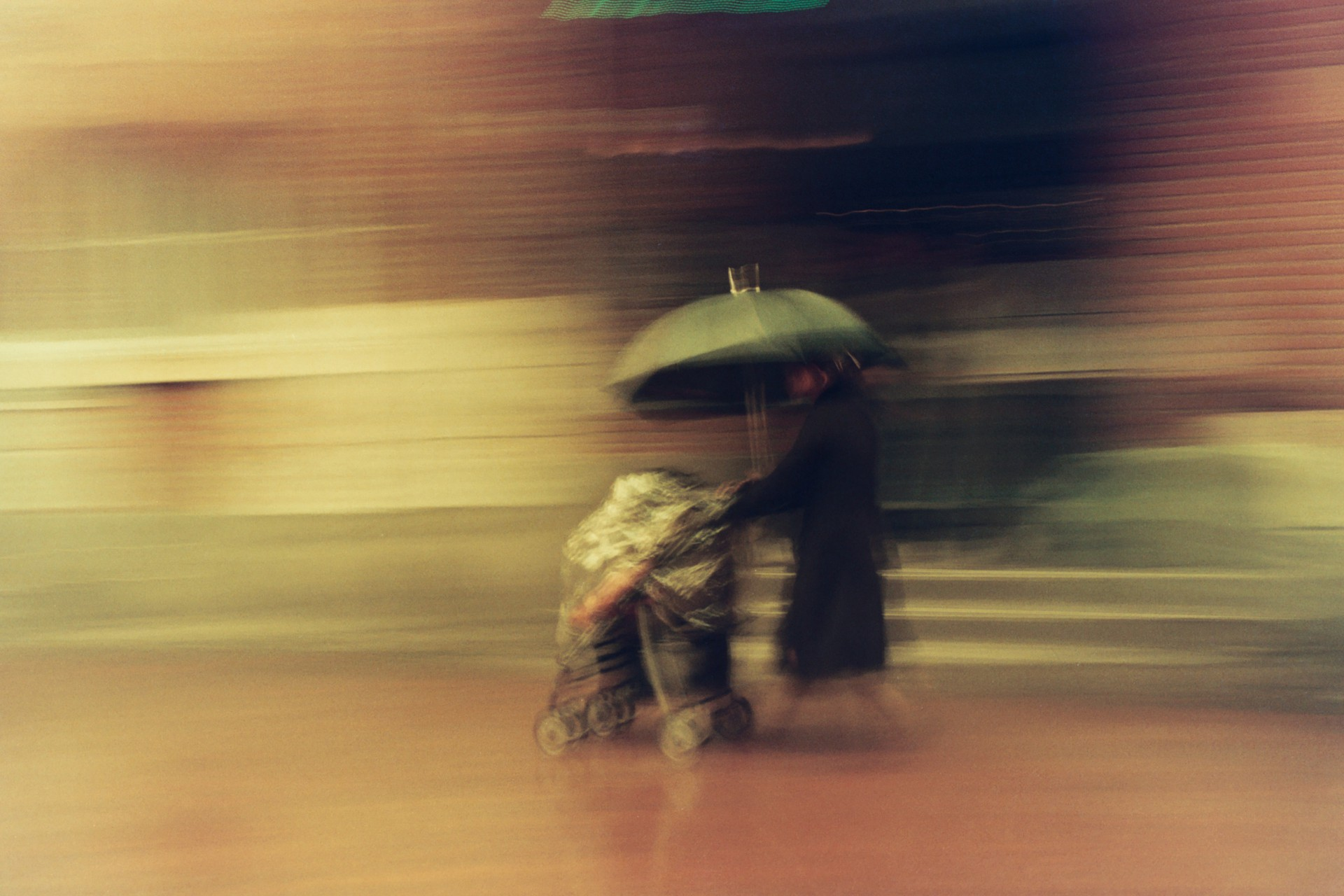 Rainy Day | Copyright © David Allen