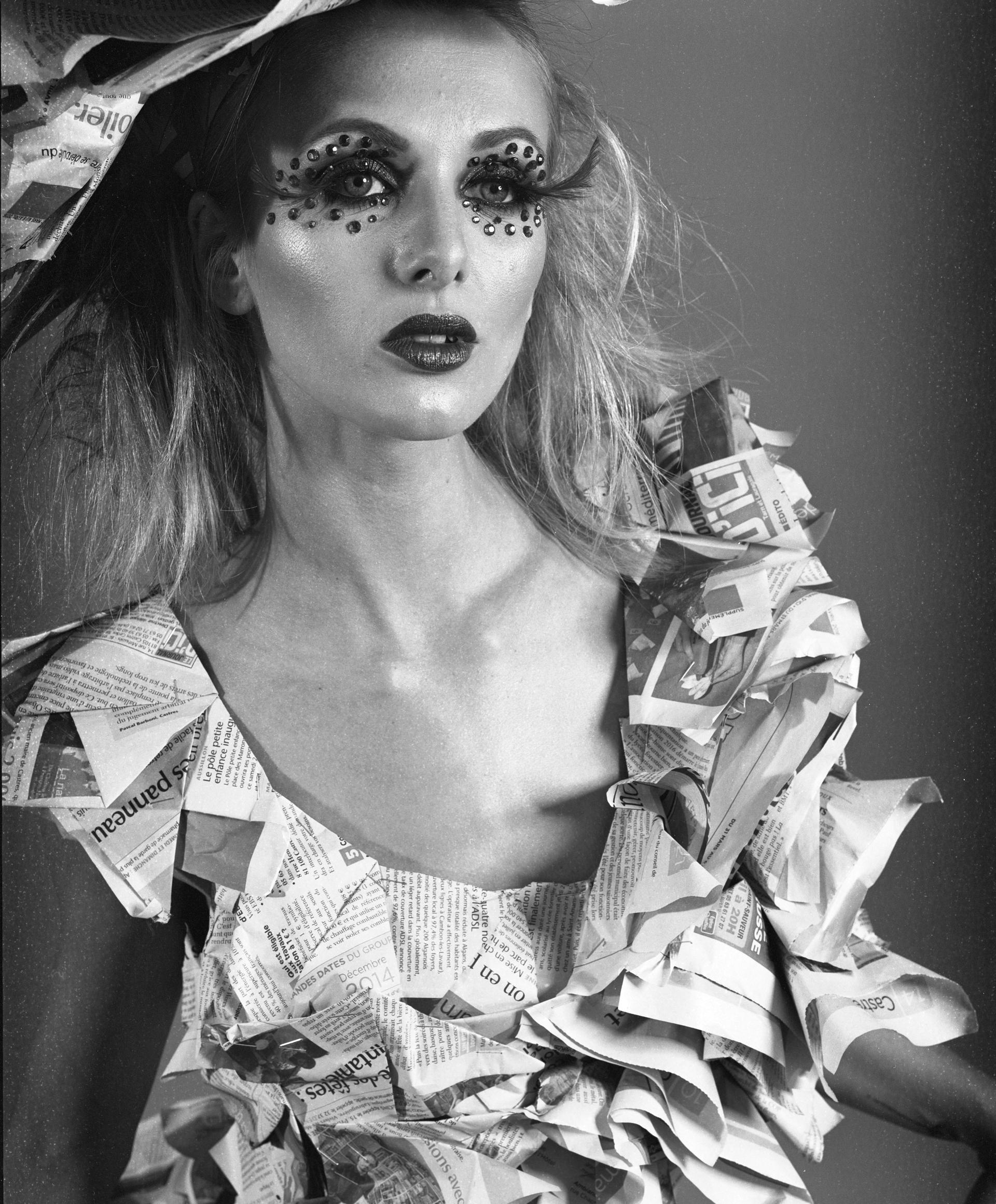 La Mode, Com | Copyright © David Allen