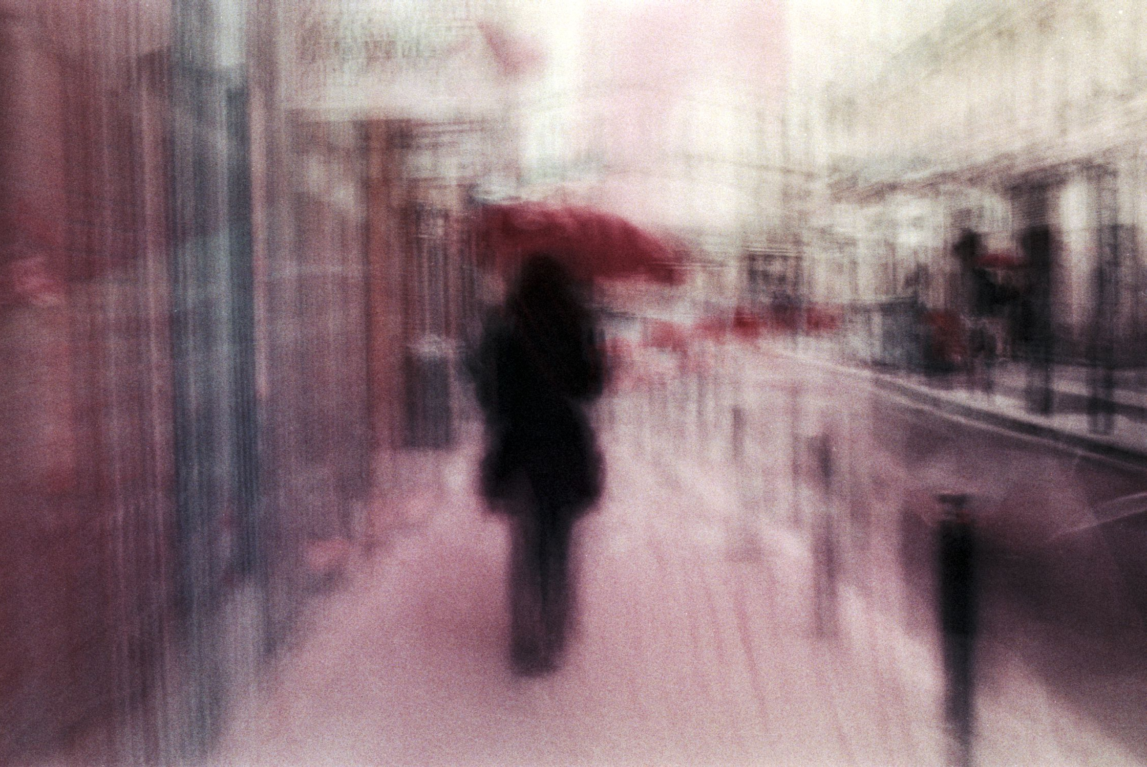 Rainy Day | Copyright © David Allen