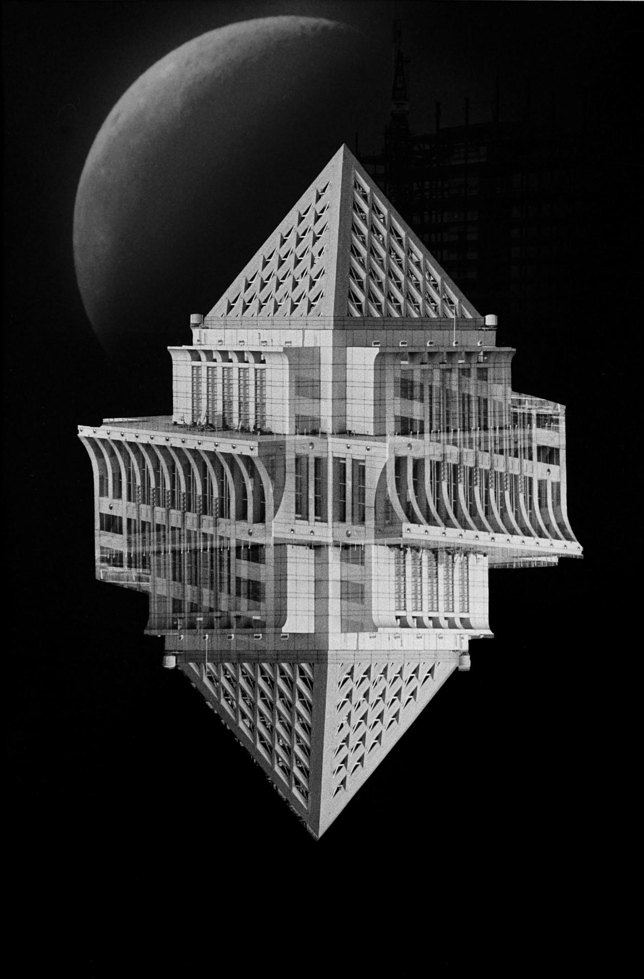 Space Tesseract Kazoo | Copyright © David Allen