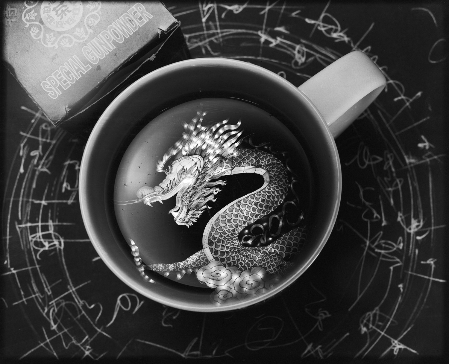 Special Gunpowder: Dragon | Copyright David Allen
