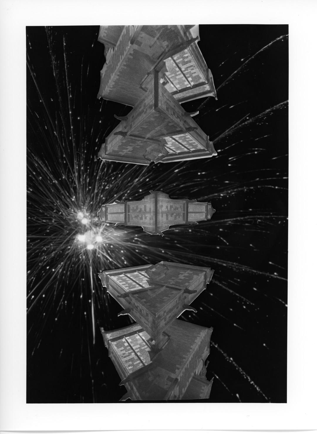 fleet under fire tank top | Copyright © David Allen